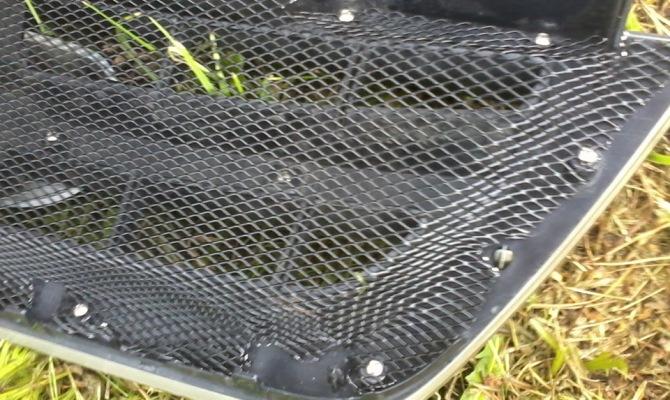 Доработка решетки радиатора – как улучшить штатный элемент?
