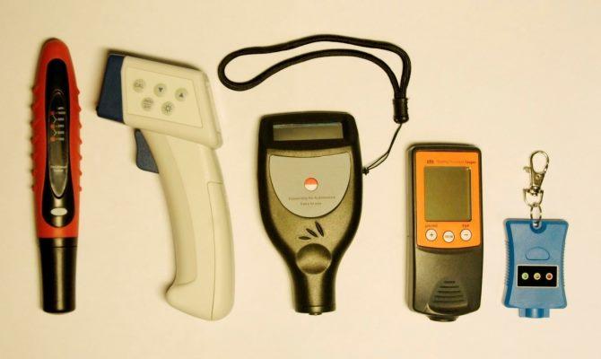 Как мы видим, приборы для измерения толщины ЛКП отличаются не только моделями, но и технологиями