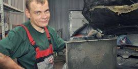 Как промыть радиатор охлаждения, не снимая его – чистка снаружи и изнутри