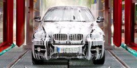 Как быстро и правильно помыть машину на мойке самообслуживания?