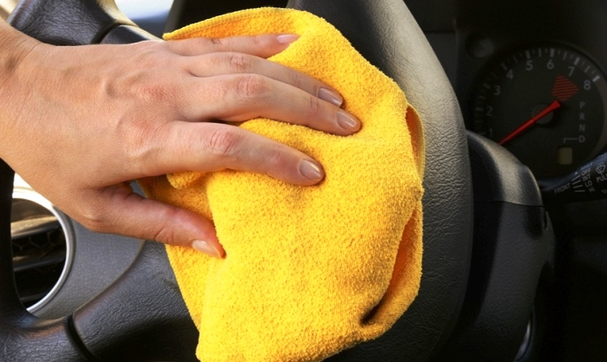 Как почистить кресло автомобиля своими руками 90
