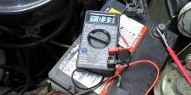 Как проверить утечку тока на автомобиле мультиметром – схема в 7 шагов