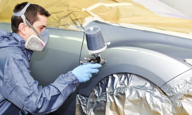 Профессионалы покрасочного дела отдают предпочтения моделям устройств из дорогого сегмента