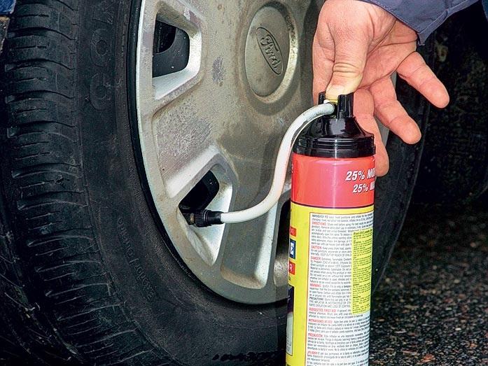 Как сделать чтобы шины были черными в домашних условиях