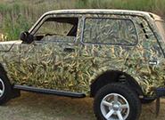 Покраска авто в камуфляж – простые способы показать характер