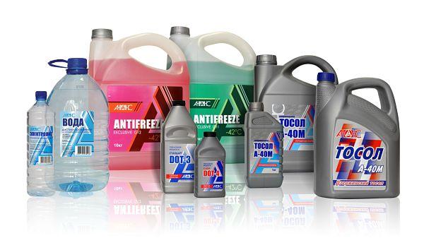 Охлаждающая жидкость для двигателя – разбираемся в цветовой палитре антифризов