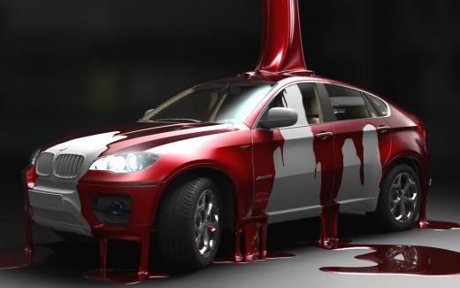 сколько лака нужно для покраски автомобиля