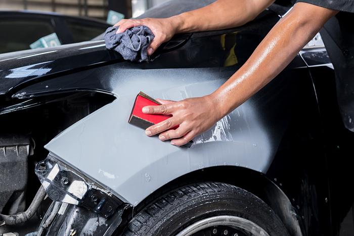 Как покрасить автомобиль своими руками рекомендуемая