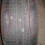 Почему происходит износ шин, и когда покрышки пора менять?