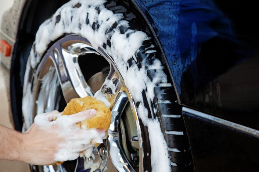 Чистка дисков авто – как сделать правильно, быстро и качественно