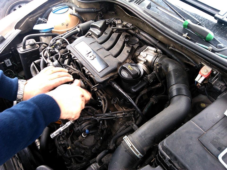 Замена свечей зажигания в автомобиле – каков их ресурс?
