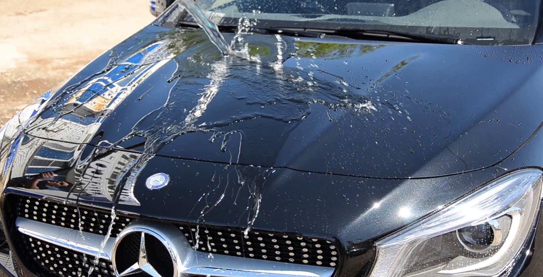 Жидкое стекло – свойства и применение инновационной защиты кузова автомобиля