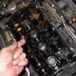 Промывка масляной системы двигателя – выбор средств и технология работ