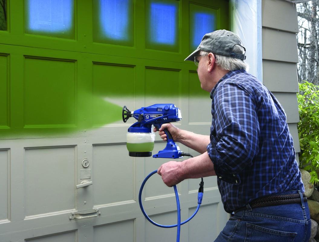Электрический краскопульт для покраски авто – подбираем агрегат грамотно