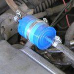Замена топливного фильтра на Chevrolet Niva – порядок действий для неопытных