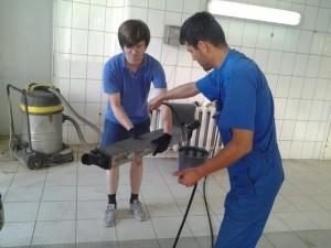 Средства, инструменты и способы прочистки