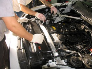 Фото чип-тюнинга мотора BMW F10, hartge-russia.ru