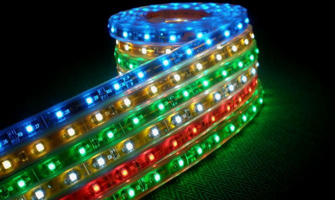Светодиодные ленты для ЛЕД подсветки автомобиля