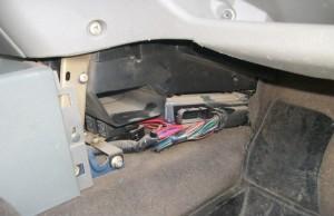 Простые рекомендации по перемещению ЭБУ в автомобиле Лада Калина