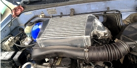Интеркулер на дизель – для тех, кто любит скорость