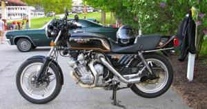 Фото мотоцикла с турбированной системой, bikepost.ru