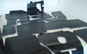 Фото комплекта войлока для шумоизоляции авто, vibrotep.com