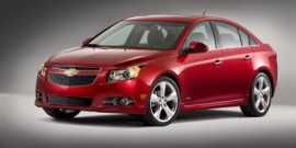 Щетки стеклоочистителей Chevrolet Cruze – выбираем деталь и меняем своими руками