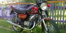 Тюнинг мотоцикла Минск – доступность и красота!