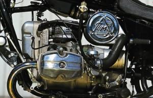На фото - технический тюнинг мотоцикла Урал, somfould.3dn.ru