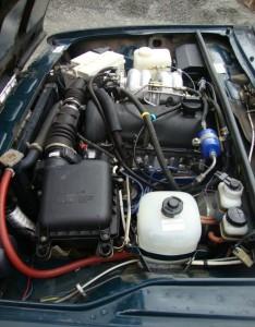Фото двигателя ВАЗ 21074 инжектор, awtosowet.ru