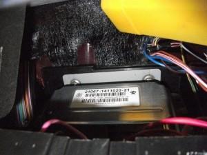 Фото блока управления ВАЗ 21074 инжектор, drive2.ru