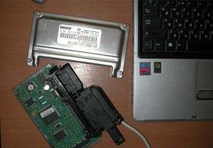 На фото - чип-тюнинг ЭБУ двигателя Шевроле Нива, websystemblog.at.ua