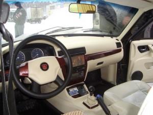 На фото - тюнинг салона ГАЗ 31105, mashintop.ru