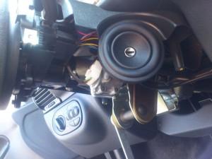 Фото замены выключателя щеток стеклоочистителя Лада Калина, drive2.ru