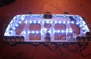 Фото замены подсветки панели приборов ВАЗ 2110, rocadeauto.com
