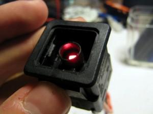 На фото - замена подсветки в кнопке управления ВАЗ 2110, лада2111.рф