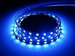 На фото - светодиоды для дополнительной подсветки Киа Спектра, elwo.ru