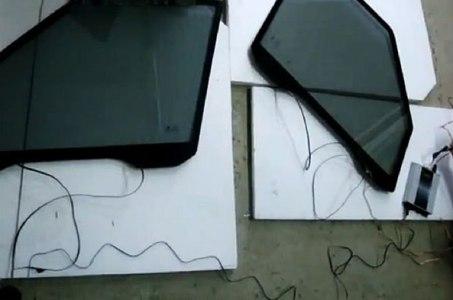 Фото подключения электротонировки
