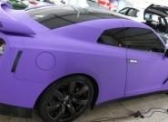 Оклейка автомобиля винилом – альтернатива покраске
