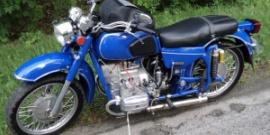 Тюнинг мотоцикла «Днепр» – доводим оппозит до совершенства