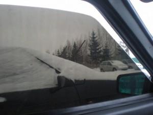 На фото - силиконовая пленка для тонировки стекол авто, market.karelia.pro