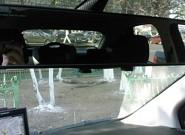 Салонное зеркало заднего вида – улучшаем обзорность в автомобиле