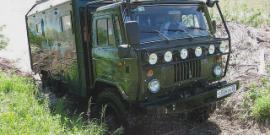 Тюнинг ГАЗ 66 – улучшаем характеристики русского внедорожника