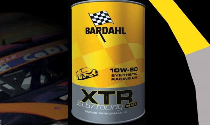 Масло Бардаль серии XTR С60 Racing