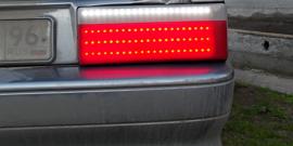 Задние фонари на ВАЗ 2114 – доступные возможности тюнинга