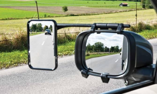 Зеркала заднего вида на грузовой автомобиль