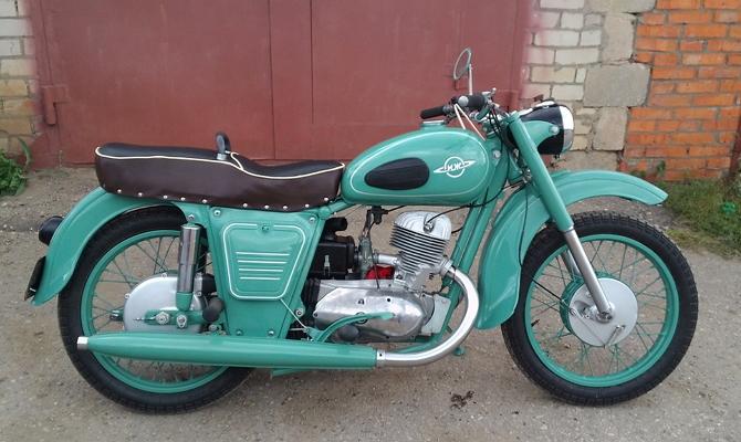 Тюнинг мотоцикла