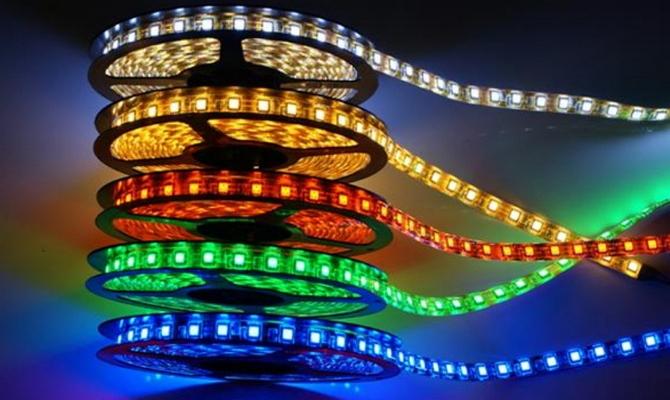 Цветные светодиоды для тюнинга