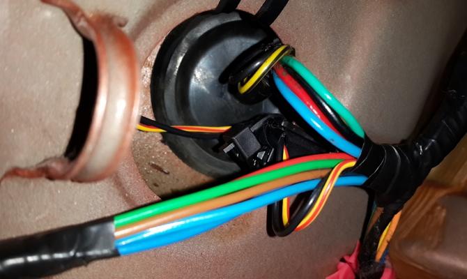 Подключение фаркопа к штатной электрической проводке автомобиля