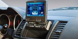Автомагнитолы с выдвижным экраном – когда нужны большие возможности!